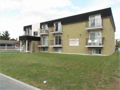 Grand 2½ à 450$/mois situé au 1096 rue Blais à Sherbrooke